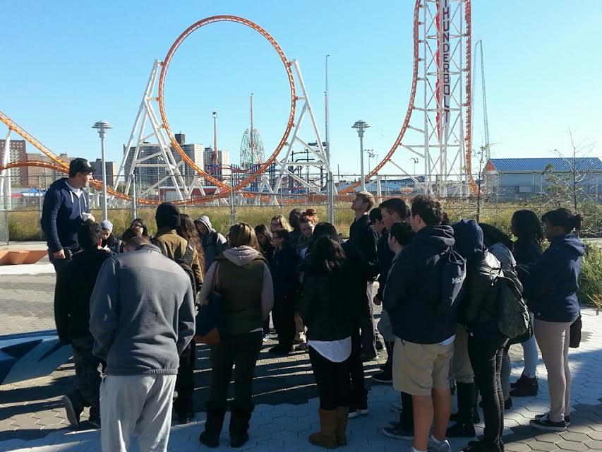 Coney Island Tours Michael Quinn