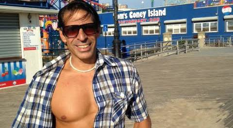 "We spotted William ""Sandman"" Petrosino on the boardwalk today"