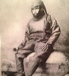 Captain Paul Boyton courtesy of the Paul Boyton Collection