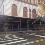 Scaffolding Collapse at Shore Theater