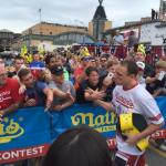 Stonie Bests Chestnut As Sudo Takes Ladies Trophy at Nathan's Contest