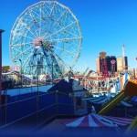 Deno's Wonder Wheel Park and Luna Park will be open Tomorrow