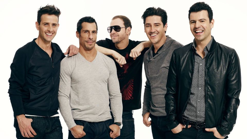 New Kids on the Block to Perform at Coney Amphitheater ... Justin Timberlake Hallelujah