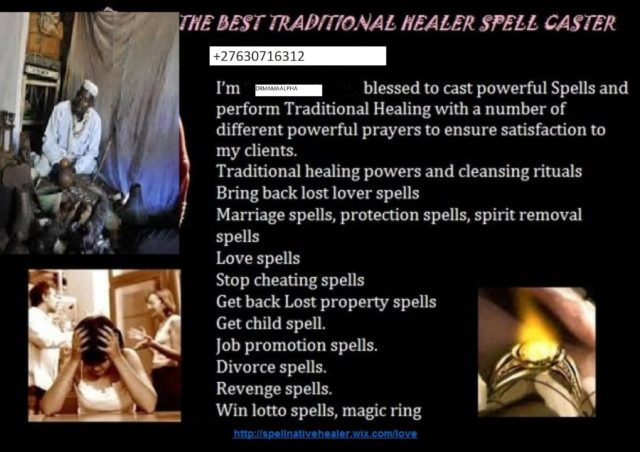 Lost love spells in that work effectively Call On +27630716312 UK