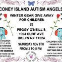 Winter Gear give away for children